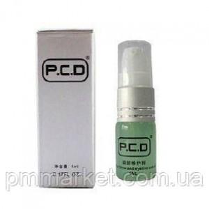 Гель - фиксатор PCD для заживления пигмента (глаз, брови) 5 г