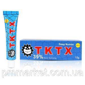 Крем анестетик TKTX 39% Синий