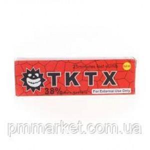 Крем анестетик TKTX 38% Красный