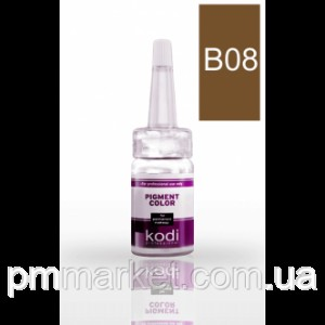 Пигмент для бровей B08 (какао) 10 мл