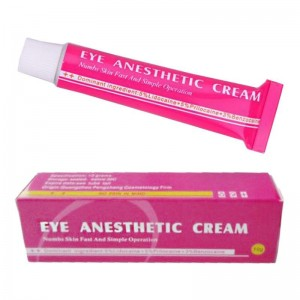 Анестезия для татуажа EYE Anesthetic cream (10 г)