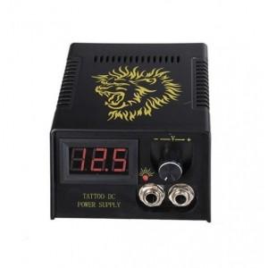 Блок питания для татуажа TP-107 B (цифровой) Tattoo Power Supply