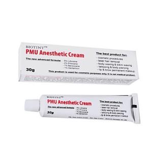 Анестезия для татуажа PMU крем