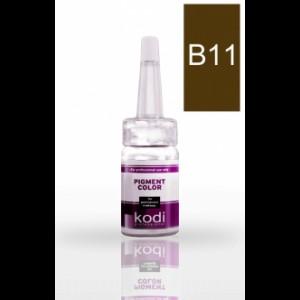 Пигмент для бровей B11 (Эспрессо) Kodi