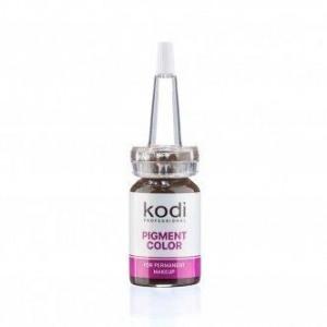 Пигмент для бровей B12 (Оливково-коричневый) Kodi