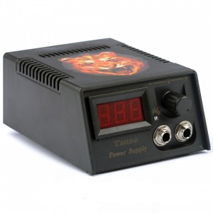 Блок питания TP-107 С (цифровой) Tattoo Power Supply