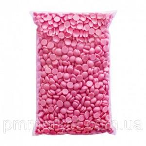 Воск в гранулах Розовый 500 г