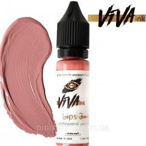 VIVA ink Lips 3 (6мл) пигмент для татуажа