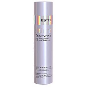 Блеск - шампунь Estel professional (Эстель) OTIUM Diamond 250мл