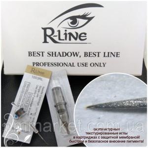 Картриджи R-Line... 0801 RS А T.(0.25-короткая) 1 шт