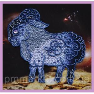 Набор для вышивки бисером Символ года Овцы или Козы
