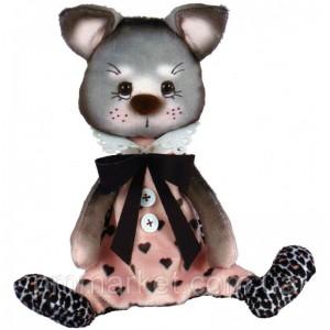 """Набiр для шиття м'якої іграшки """"Котик"""""""