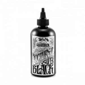 Тату краска Super Black Nocturnal Tattoo Ink  (60 мл)