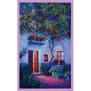 Набор для вышивки бисером Ночная Испания 1