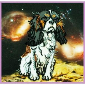Набор для вышивки бисером Символ года Собаки