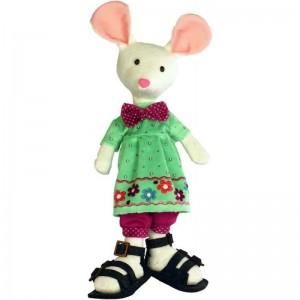 """Набiр для шиття м'якої іграшки """"Біла мишка"""""""
