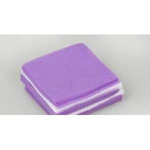 Салфетки 6х6 см Doily (100 шт) из спанбонда 45 г/м²