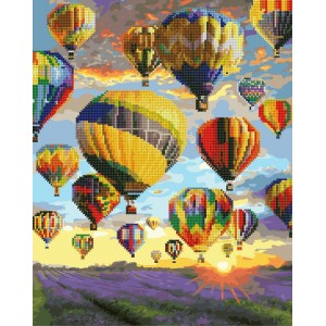 Воздушные шары Прованса