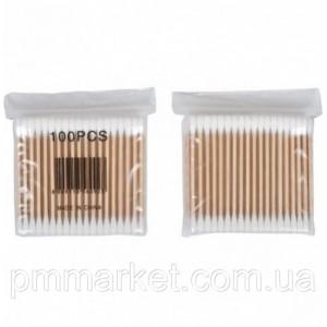 Бамбуковые ватные палочки (100шт)