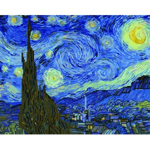 Звёздная ночь. Ван Гог