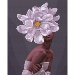 В обьятиях цветов