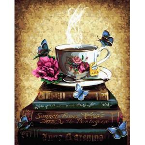 Библиотечное чаепитие