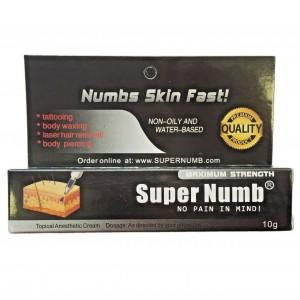 Крем - анестетик (10g) SUPER NUMB