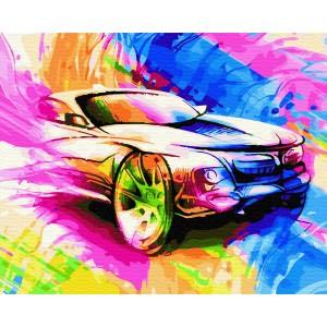 Авто в красках