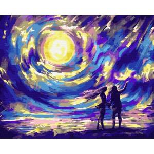 Звездная ночь для влюбленных
