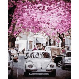 В городе весна
