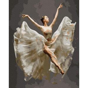 Балерина в полете