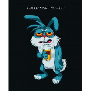 """Картины по номерам """"Еще кофе"""" 40*50 см"""