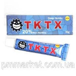 Крем анестетик TKTX 20% Синий